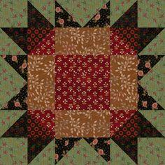 Arizona Quilt Block Pattern: Arizona Quilt Block Pattern