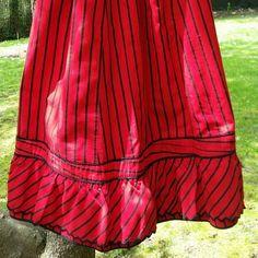 Details of the vintage Czech skirt for sale. See our earlier post for additional..., #ADDITIONAL #Bohemian #brocante #czech #czechclothing #czechcostume #czechfashion #czechoslovakia #Details #Earlier #elegant #Ethnic #europeanvintage #farmclothes #fashionhistory #festivalwear #folk #folkskirt #frenchfashion #frenchvintage #historicalclothing #historicalfashion #kroj #petticoat #post #redskirt... Farm Clothes, Skirts For Sale, Red Skirts, Festival Wear, Historical Clothing, French Fashion, Fashion History, Bridal Collection, French Vintage
