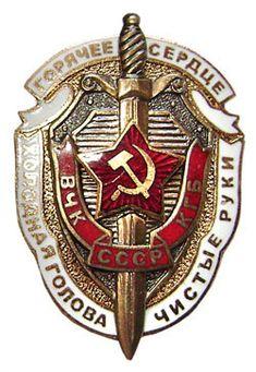 KGB or FSB? (Both are the same!) | ^ https://de.pinterest.com/pin/383298618263054404/