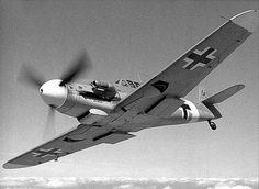 The Messerschmitt Bf 109F- appeared for the first time at the end of 1940 a small number of them even in the Battle of Britain it was superior to the spitfire MK.III and had many improvements over the E model Speed:390mph Service Celing : 38,000ft range:475mi