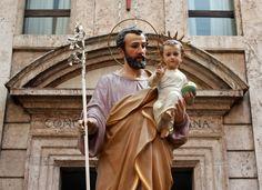 São José, o Patriarca do Silêncio.
