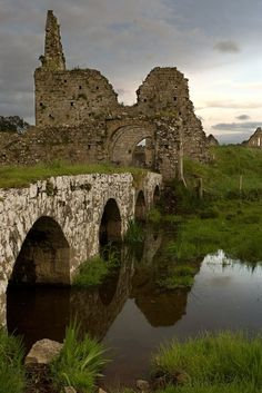 Athassel Priory Golden County Tipperary Ireland by Scott Johnson.......