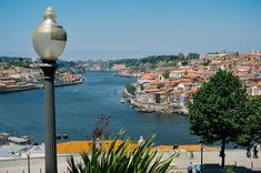 This was the scene in Porto and Gaia on a fine May day that defied the weather forecast, turning out as cloudless and bright as could be. Porto Portugal, Portugal Travel, Algarve, Portuguese, Cn Tower, Places To Visit, Europe, Beautiful, City