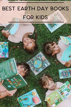 Book Club: Best Earth Day Books for kids - Just A Mamma