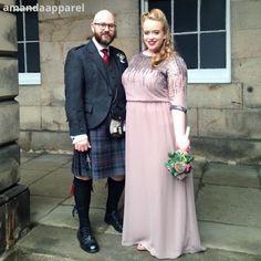 LollyLikesFATshion: 105 Plus/Fat Bride/Groom - Meet Amanda & Scott