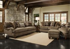 Lacks | Prodigy 2-Pc Living Room Set