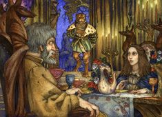 Mercer and Marianna Mayer's Beauty and the Beast