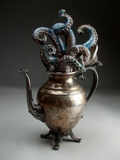 Steampunk Tea Culture - The Steampunk Empire