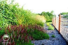 #landscape #architecture #garden #meadow Meadow Garden, Landscape Architecture, Land Scape, Sidewalk, Country Roads, Places, Bespoke, Metal, Handmade