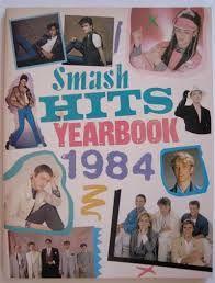 Smash Hits year book ..1984