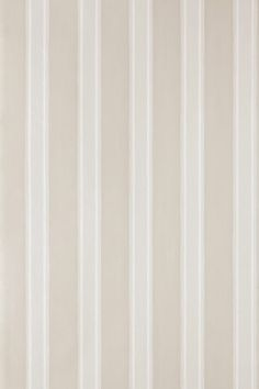 Block Print Stripe BP 710 - Wallpaper Patterns - Farrow & Ball...used this in our guest rooms 8 years ago. Still looks fresh and up to date. Love it...