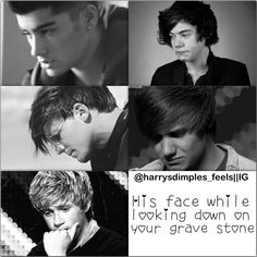 One direction imagines. Oh my god... these feels are killing me