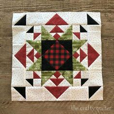 Crafty Quilter - Quilting tips and inspiration Star Quilt Blocks, Star Quilts, Quilt Block Patterns, Mini Quilts, Pattern Blocks, Scrappy Quilts, Sampler Quilts, Quilting Designs, Quilting Tips