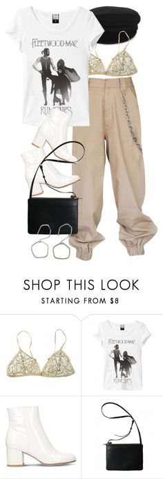 """""""Untitled #11409"""" by nikka-phillips ❤ liked on Polyvore featuring Étoile Isabel Marant, Forever 21 and Gianvito Rossi"""