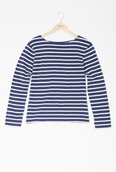 Organic cotton Sailor T - Sea Salt