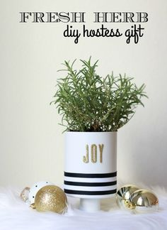 DIY Hostess Gifts - A Thoughtful Place