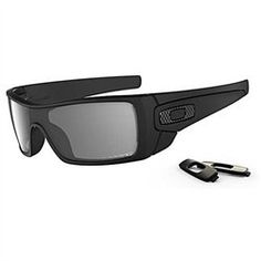 0c9ee78ccf1 Oakley Men s Batwolf Rectangular Non-Polarized Sunglasses
