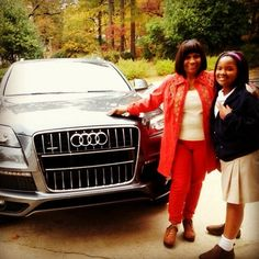 Real Housewives Of Atlanta's Kandi Burruss Spoiled Her Mom On Her Birthday!