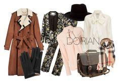"""Dorian set"" by andyryan on Polyvore featuring Erdem, Burberry, Yves Saint Laurent, Chloé, Temperley London, Vagabond Traveler, Mulberry, men's fashion and menswear"