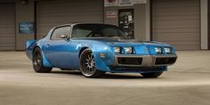 This 1000-hp pro-touring Trans Am will melt your face  - RoadandTrack.com