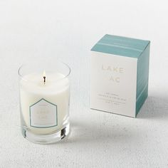 west elm Candle