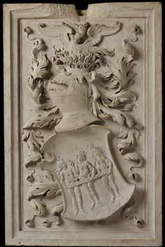 Coat of arms | unknown | 1508-1509 - Cesena, Italy V&A Search the Collections