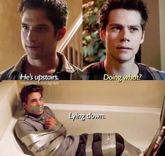 This is one of my favorite episodes of Teen Wolf