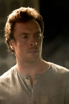 Toby Stephens in The Machine (2013)