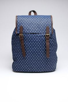Dots Knapsack   by The British Belt Company My Bags 72a15e6d749f6