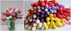 tulipany z materiału - Szukaj w Google
