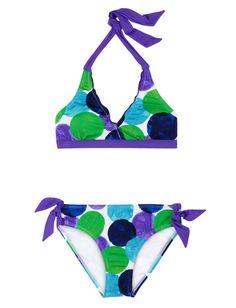 Girls Clothing   Bikinis   Dots Over You Bikini Swimsuit   Shop Justice
