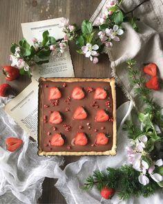 cookiesandsweets - Chocolate cheesecake pie