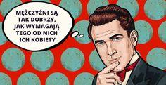 Świat tęskni za męskimi mężczyznami! – 2/3