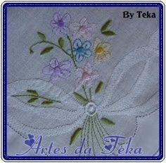 NTO SOMBRA♥ ARTES DA TEKA: BORDADO EM PO