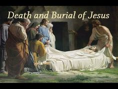 THE DEATH AND BURIAL OF JESUS CHRIST, Pastor Andrew Russell preaches on John 19:31-42 and talks about the death and burial of Jesus. The gospel is the death, burial and resurrection of Jesus and many bible prophecies had to be fulfilled to indentify the Messiah. Jesus was in perfect control of His death and burial and fulfilled therefore exactly all the Old Testament prophecies.