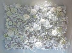 Mathilde Nivet paper art for Guerlain