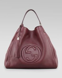 Soho Large Shoulder Bag by Gucci at Neiman Marcus.