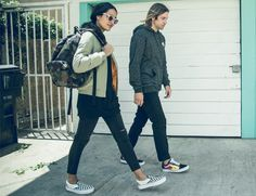 Fall out of summer: Kick off the school year with classic styles.