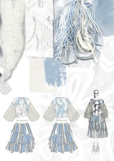 25 Ideas For Fashion Portfolio Design Illustration Fabric Swatches Fashion Sketchbook, Fashion Illustration Sketches, Illustration Mode, Fashion Sketches, Fashion Drawings, Portfolio Design, Mode Portfolio Layout, Fashion Portfolio Layout, Fashion Design Portfolios