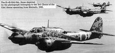 Kawasaki Ki-45 Nick, 1945 - Pin it by GUSTAVO BUESO-JACQUIER