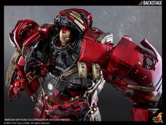 Hot Toys Announces Release for Avengers: Age of Ultron Hulkbuster Figure - The Toyark - News