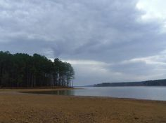 Jordan Lake, North Carolina.