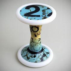 SH2 Rusty | Sporthocker | SALZIG #salzig #sporthocker #cool #stool #rusty #design #sport