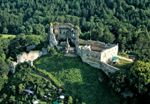 Birdseye view of our ancestral castle in Poland!