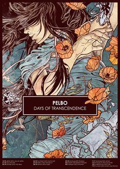 Pelbo - Gig Poster