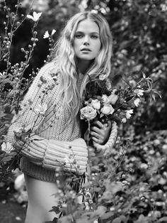 Vanity Fair - Gabriella Wilde