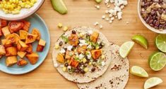Black beans, sweet potato, and avocado pack a triple punch of positive nutrients for expectant moms.