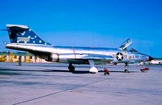 McDonnell F-101A Voodoo.
