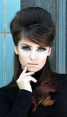 Resultado de imagen para vintage britain hairstyles 1970s short hair women bunches