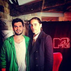 Thx again, MTV AUSTRALIA!! Nice seeing you  http://instagram.com/p/Xs2UviTBaA/